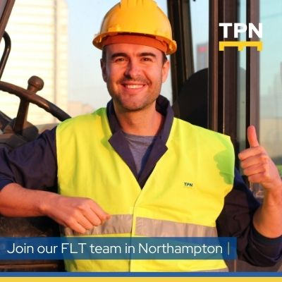 Forklift truck drivers night shift, Northampton